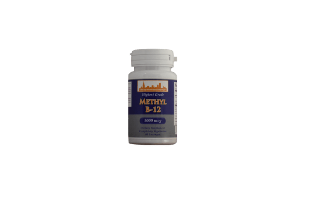 Methyl B-12  5000 mcg