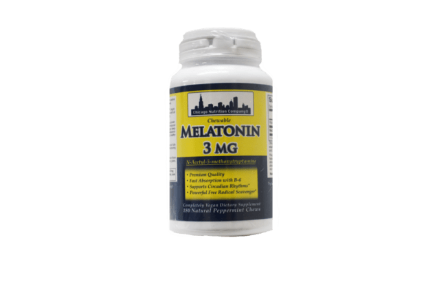 Melatonin 3 mg Chew