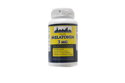 Melatonin 3 mg Chew