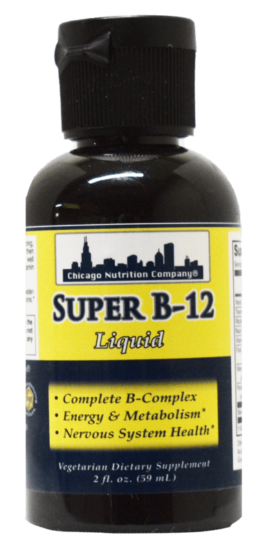 Super B-12 Sublingual