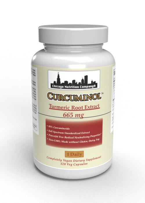 Curcuminol 665mg 120ct