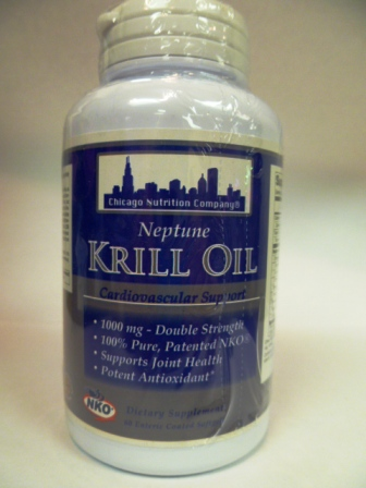 Neptune Krill Oil 1000 mg