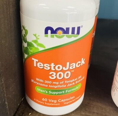 TestoJack 300 60 Vcaps