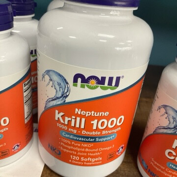 Neptune Krill Oil 1000mg 120ct