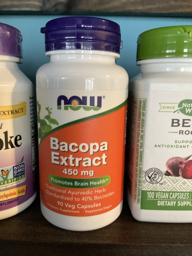 Bacopa Extract 450mg 90ct