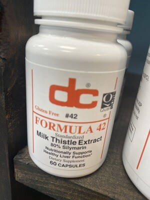 DC Milk Thistle Extract Formula 42