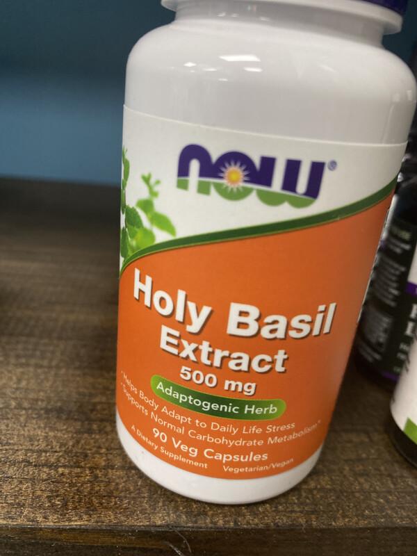 Holy Basil 500mg (90 Vcaps)