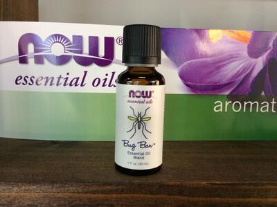 Bug Ban Essential Oil 1oz