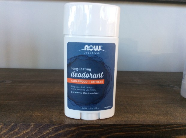 Long-Lasting Deodorant Cedarwood & Cypress 2.2oz