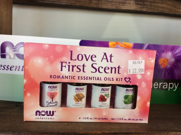 LOVE AT FIRST SCENT