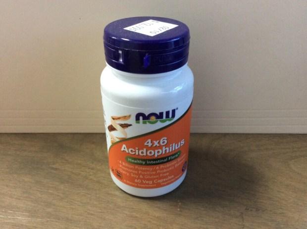 4x6 Acidophilus 60ct