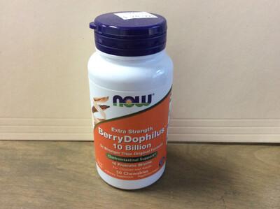 BerryDophilus 10 Billion Chewables 50ct