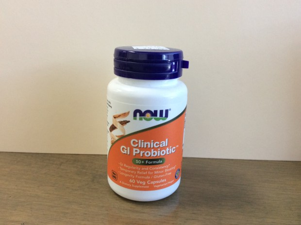 Clinical GI Probiotic 50+ 60ct
