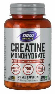 Creatine Monohydrate 750mg