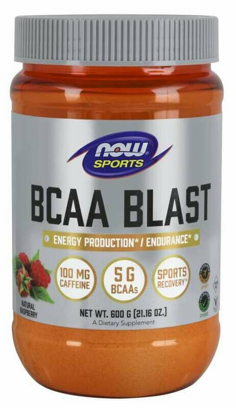 BCAA Blast PWD Tropical Punch 600g