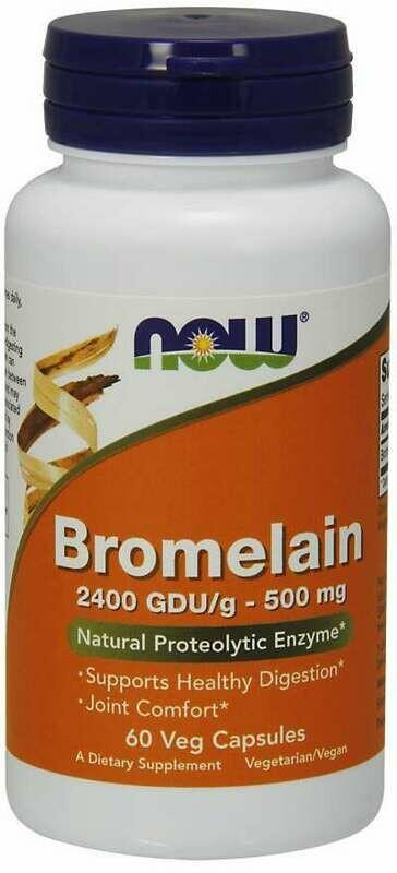 Bromelain (2400 GDU/g - 500 mg