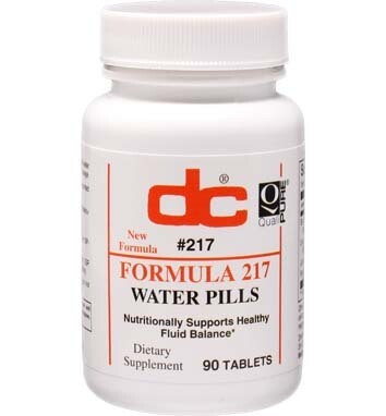 DC Water Pills