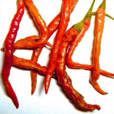 De Arbol Chile Seeds