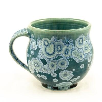 Crystalline Glaze Mug by Andy Boswell #ABM0000679