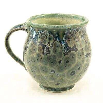 Crystalline Glaze Mug by Andy Boswell #ABM2010001
