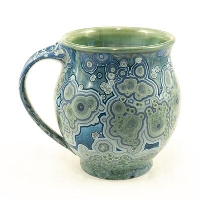 Crystalline Glaze Mug by Andy Boswell #ABM2010004