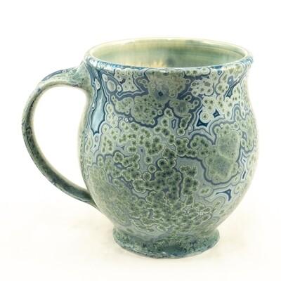 Crystalline Glaze Mug by Andy Boswell #ABM2010005