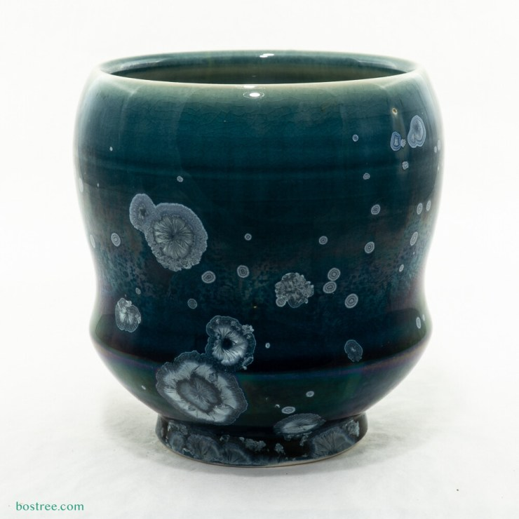 Crystalline Glaze Yunomi Cup Andy Boswell #ABW2000069