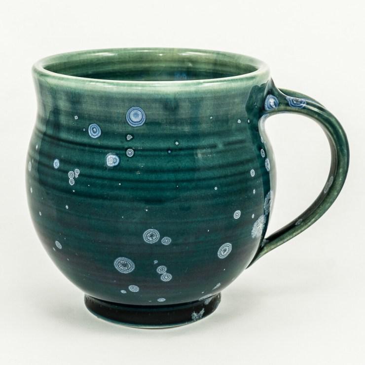 Crystalline Glaze Mug by Andy Boswell #ABM1800575