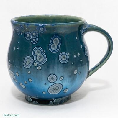 Crystalline Glaze Mug by Andy Boswell #ABM2103445