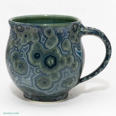 Crystalline Glaze Mug by Andy Boswell #ABM2103004