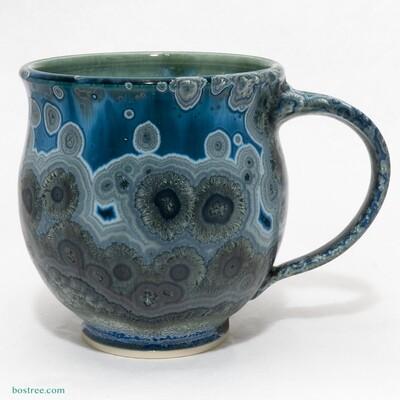 Crystalline Glaze Mug by Andy Boswell #ABM2103012