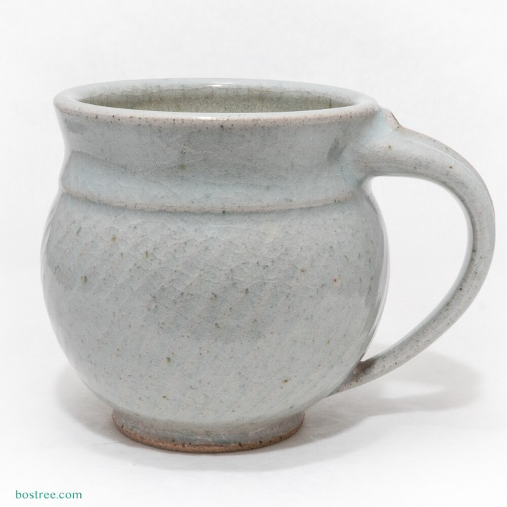 Stoneware Mug by Andy Boswell #boz wt 2