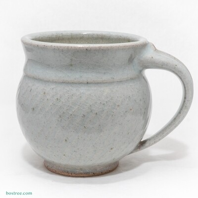 Stoneware Mug 12oz by Andy Boswell #boz wt 2