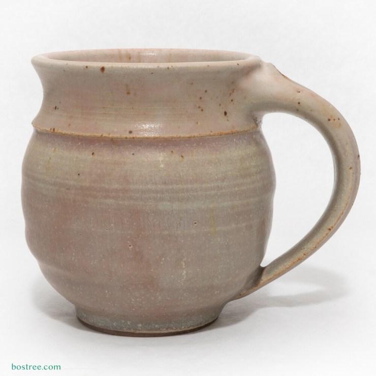 Stoneware Mug by Andy Boswell