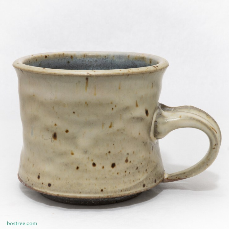 Stoneware Mug 10oz by Andy Boswell