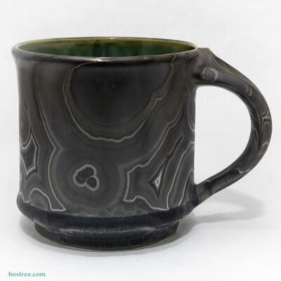 Crystalline Glaze Mug by Andy Boswell - Slightly Irregular