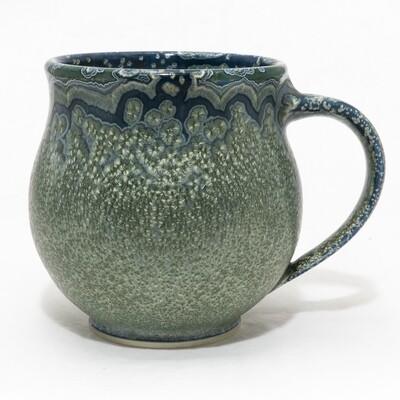 Crystalline Glaze Mug by Andy Boswell 01164