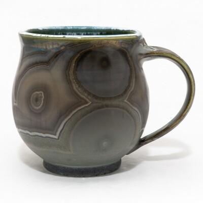 Crystalline Glaze Mug by Andy Boswell 01175