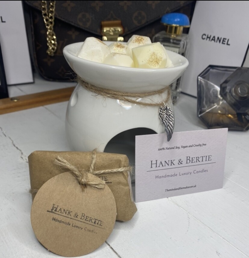 Hank & Bertie's Wax Melt Starter Set