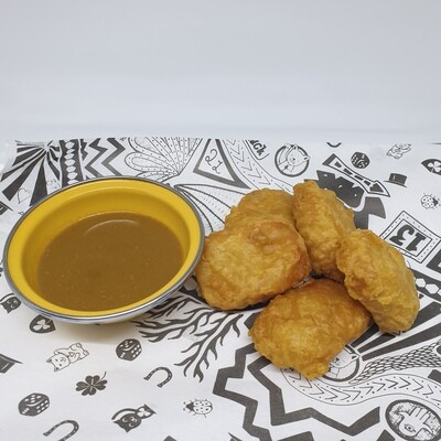 SUPER CHICKEN NUGGETS 5PCS