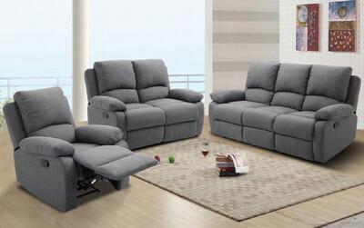 Cransella Recliner Sofa Set
