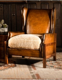 Custom Made Pegosa Chair