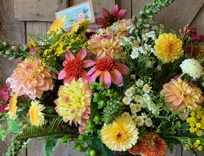 Flower Lovers- Medium