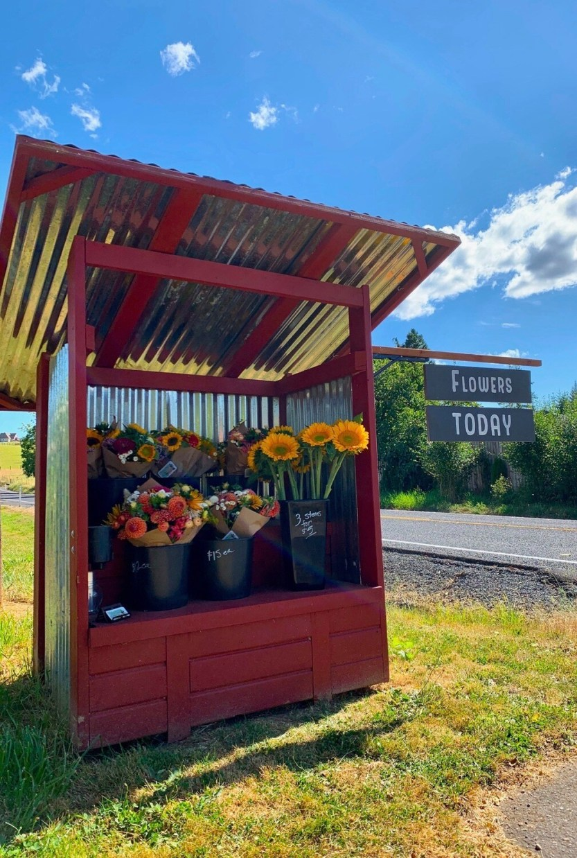 Subscription Farm Stand Bouquets - One Month