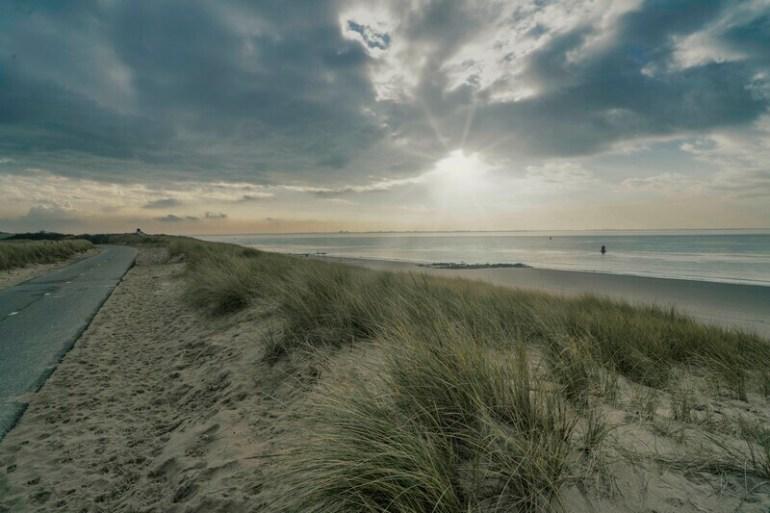 Dutch Dunes & Skies
