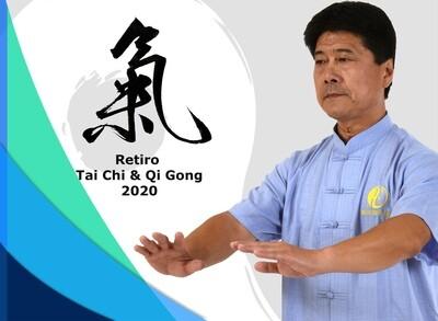 Retiro Tai Chi & Qi Gong para la Salud y Longevidad 2020 en Habitación Individual