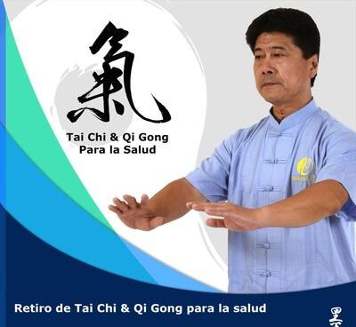 Retiro Tai Chi & Qi Gong para la Salud y Longevidad 2021 en Habitación Compartida