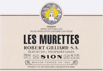 Gilliard Les Murettes 2014