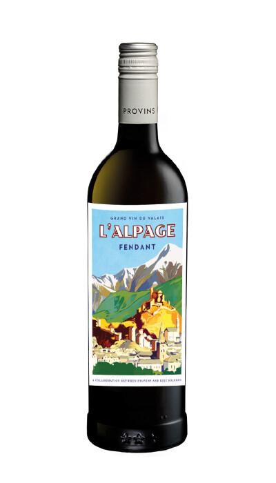 L'Alpacge Fendant Grand vin Valais
