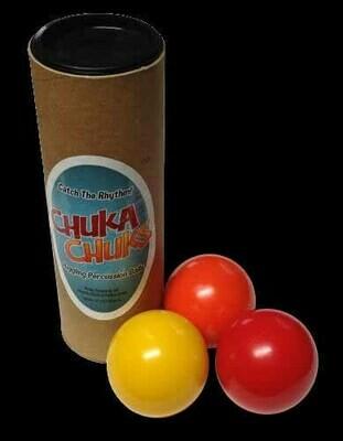 Chuka Chuks - Percussion Juggling Balls